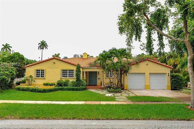 1502 Tangier St, Coral Gables, FL 33134 (MLS #A10489962) :: Miami Lifestyle