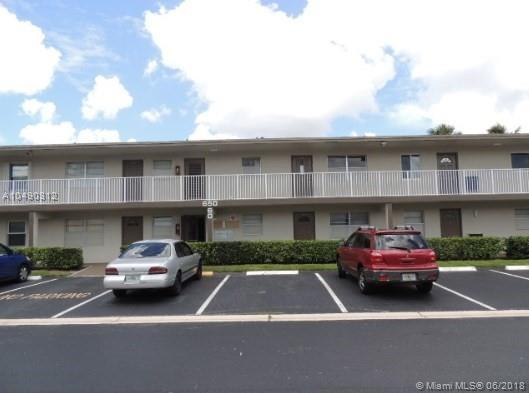 650 NW 80th Ter #102, Pompano Beach, FL 33063 (MLS #A10490312) :: Castelli Real Estate Services