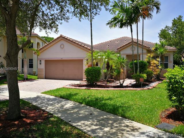 870 Vanda Ter, Weston, FL 33327 (MLS #A10490451) :: The Teri Arbogast Team at Keller Williams Partners SW