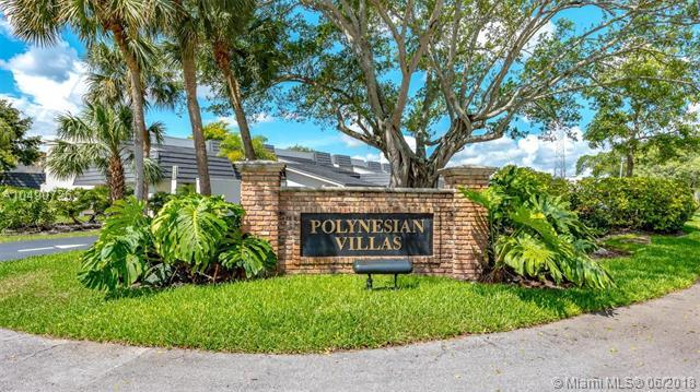 6921 NW 4th Ct #506, Plantation, FL 33317 (MLS #A10490726) :: The Teri Arbogast Team at Keller Williams Partners SW