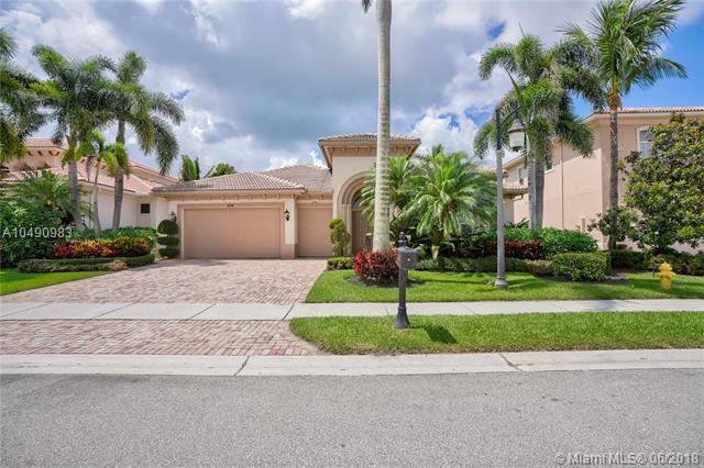 534 Les Jardin Dr, Palm Beach Gardens, FL 33410 (MLS #A10490983) :: The Riley Smith Group