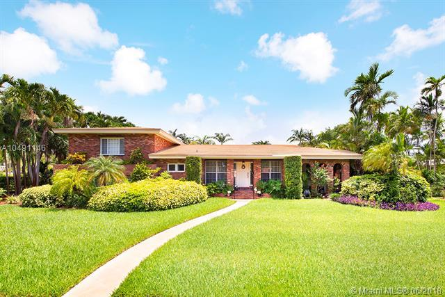 1071 NE 95th St, Miami Shores, FL 33138 (MLS #A10491146) :: Prestige Realty Group