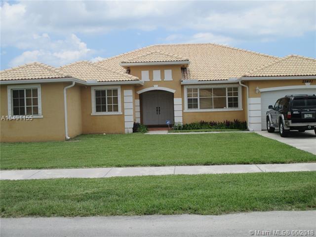 25451 SW 122nd Ct, Homestead, FL 33032 (MLS #A10491155) :: Prestige Realty Group