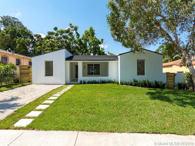 921 NE 81st St, Miami, FL 33138 (MLS #A10491156) :: Prestige Realty Group