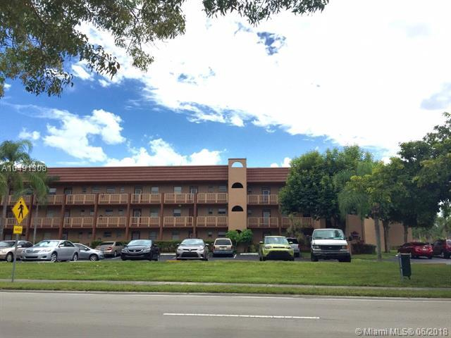 9540 Sunrise Lakes Blvd #309, Sunrise, FL 33322 (MLS #A10491308) :: Castelli Real Estate Services