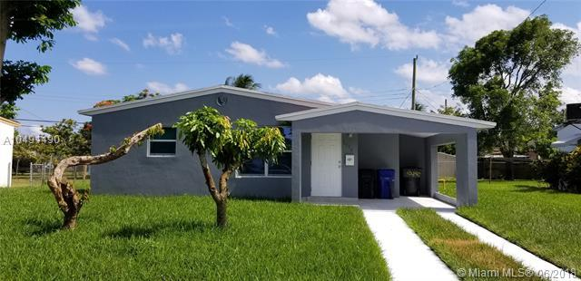 2420 SW 5th St, Fort Lauderdale, FL 33312 (MLS #A10491490) :: The Teri Arbogast Team at Keller Williams Partners SW