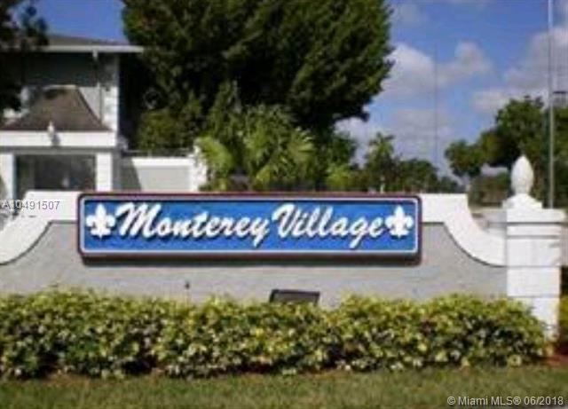 458 NE 210th Cir Ter 101-8, Miami, FL 33179 (MLS #A10491507) :: Prestige Realty Group