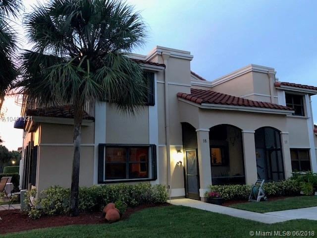 567 Racquet Club Rd #18, Weston, FL 33326 (MLS #A10491521) :: Green Realty Properties