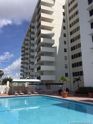 401 Golden Isles Dr #615, Hallandale, FL 33009 (MLS #A10491525) :: Prestige Realty Group