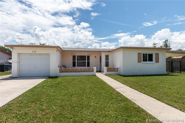132 NW 77th Ave, Margate, FL 33063 (MLS #A10491529) :: The Riley Smith Group