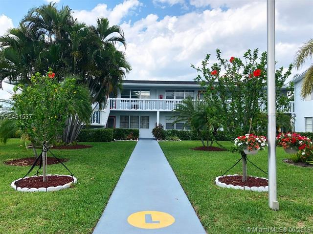 227 Prescott L #227, Deerfield Beach, FL 33442 (MLS #A10491537) :: Green Realty Properties
