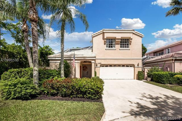 10658 NW 47th Ct, Coral Springs, FL 33076 (MLS #A10491590) :: The Teri Arbogast Team at Keller Williams Partners SW