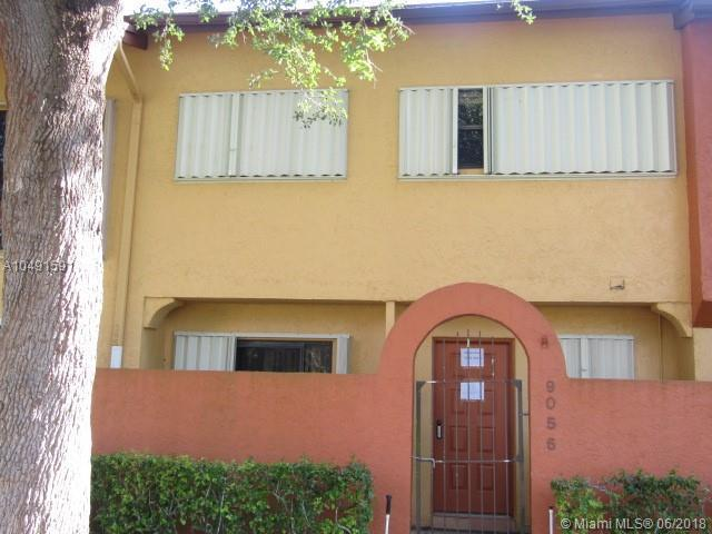 9056 NW 45th Ct #1, Sunrise, FL 33351 (MLS #A10491591) :: Green Realty Properties