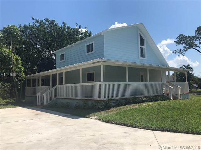 5504 Spruce Dr, Fort Pierce, FL 34982 (MLS #A10491906) :: Green Realty Properties