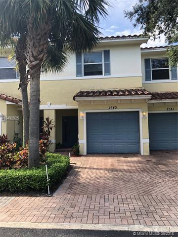2543 NW 31st Ct #2543, Oakland Park, FL 33309 (MLS #A10492625) :: The Riley Smith Group