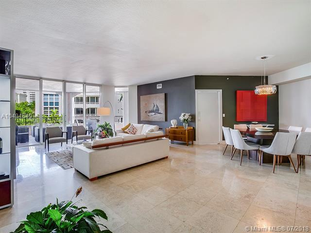737 Crandon Blvd #302, Key Biscayne, FL 33149 (MLS #A10494649) :: The Riley Smith Group