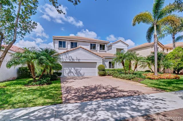 1457 Camellia Circle, Weston, FL 33326 (MLS #A10494751) :: The Teri Arbogast Team at Keller Williams Partners SW