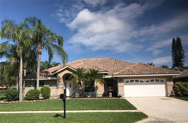 22261 Collington Dr, Boca Raton, FL 33428 (MLS #A10494831) :: The Riley Smith Group