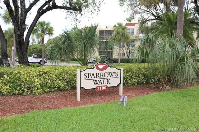 3100 Riverside Dr #202, Coral Springs, FL 33065 (MLS #A10494891) :: The Riley Smith Group