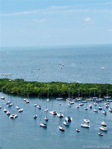 2831 S Bayshore Drive #601, Miami, FL 33133 (MLS #A10495367) :: The Riley Smith Group
