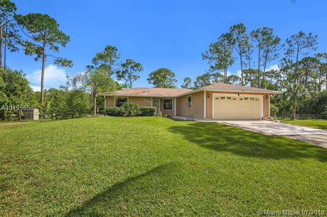 13633 Citrus Grove Blvd, West Palm Beach, FL 33412 (MLS #A10495658) :: The Teri Arbogast Team at Keller Williams Partners SW