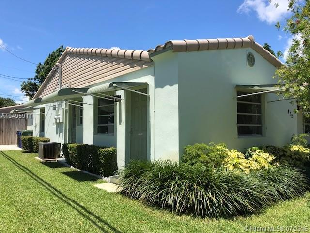 412 SW 16th St, Fort Lauderdale, FL 33315 (MLS #A10495911) :: The Riley Smith Group