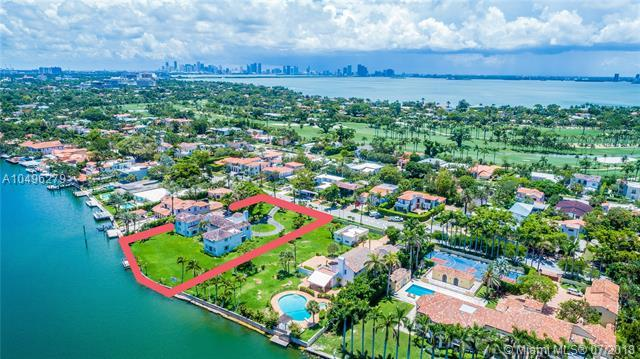5565 Pine Tree Drive, Miami Beach, FL 33140 (MLS #A10496279) :: Green Realty Properties