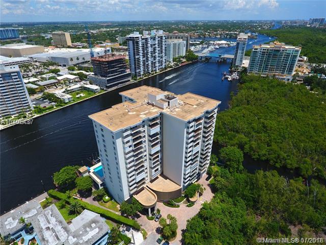 777 Bayshore Dr #604, Fort Lauderdale, FL 33304 (MLS #A10496437) :: The Teri Arbogast Team at Keller Williams Partners SW