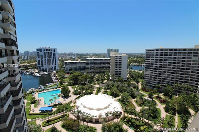 2500 Parkview  Dr #1917, Hallandale, FL 33009 (MLS #A10497188) :: Green Realty Properties
