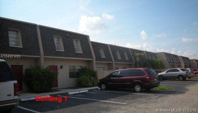 3324 Quail Close #7, Pompano Beach, FL 33064 (MLS #A10497495) :: The Paiz Group