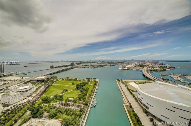 888 Biscayne Blvd #3909, Miami, FL 33132 (MLS #A10497708) :: Prestige Realty Group