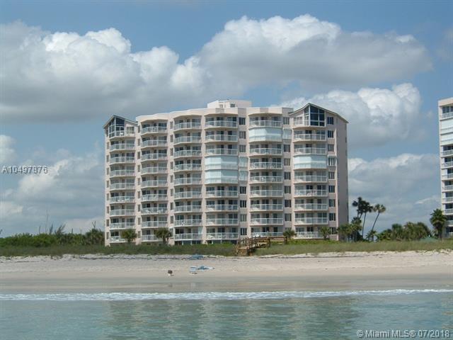 3870 N Atlantic Beach Blvd #804, Hutchinson Island, FL 34949 (MLS #A10497876) :: Green Realty Properties