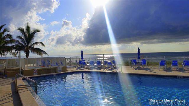4050 N Ocean Dr #507, Lauderdale By The Sea, FL 33308 (MLS #A10498037) :: Green Realty Properties