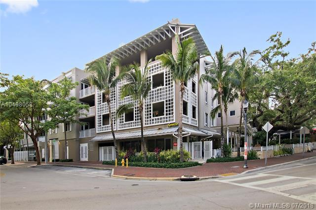 3540 Main Highway #210, Coconut Grove, FL 33133 (MLS #A10498058) :: Carole Smith Real Estate Team