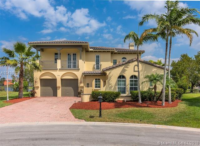10920 NW 78th Pl, Parkland, FL 33076 (MLS #A10498126) :: The Chenore Real Estate Group