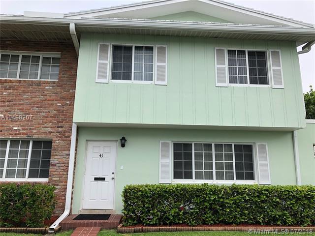 5400 N Ocean Blvd #41, Lauderdale By The Sea, FL 33308 (MLS #A10498207) :: Green Realty Properties