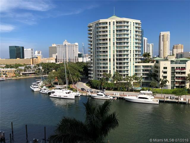 600 W Las Olas Blvd 707S, Fort Lauderdale, FL 33312 (MLS #A10498232) :: The Riley Smith Group