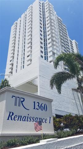 1360 S Ocean Blvd #2001, Pompano Beach, FL 33062 (MLS #A10498613) :: Green Realty Properties