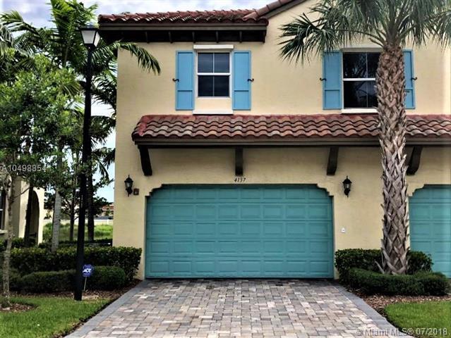 4137 Cascada Cir #4137, Cooper City, FL 33024 (MLS #A10498854) :: RE/MAX Presidential Real Estate Group