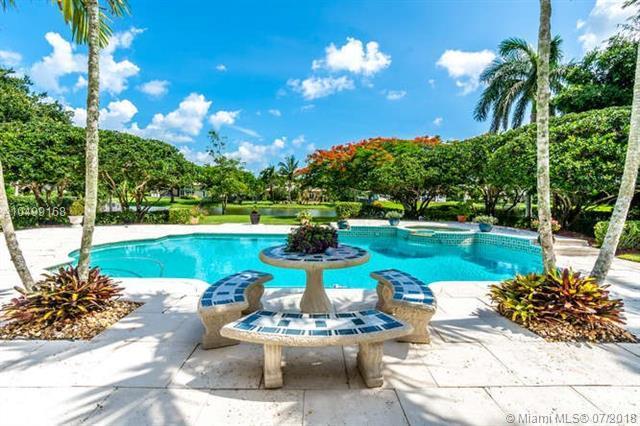 11351 SW 25th Ct, Davie, FL 33325 (MLS #A10499168) :: Green Realty Properties