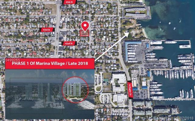 510 E 43rd St, West Palm Beach, FL 33407 (MLS #A10499265) :: The Teri Arbogast Team at Keller Williams Partners SW