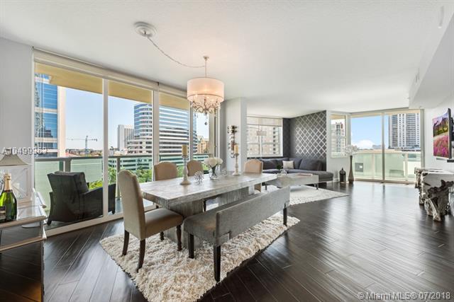 350 SE 2nd St #870, Fort Lauderdale, FL 33301 (MLS #A10499363) :: Green Realty Properties