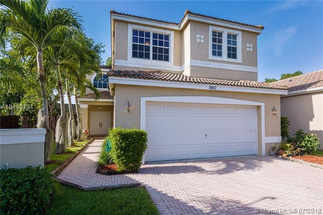 3802 NW 62nd St, Coconut Creek, FL 33073 (MLS #A10499494) :: The Teri Arbogast Team at Keller Williams Partners SW