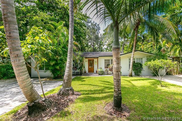 3809 Irvington Ave, Miami, FL 33133 (MLS #A10499724) :: The Riley Smith Group