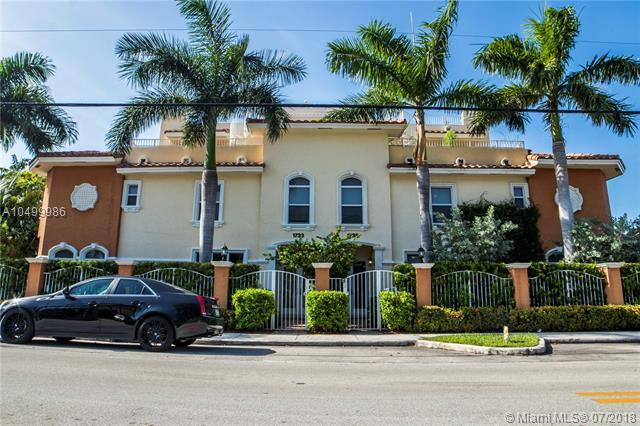 1733 NE 9 ST, Fort Lauderdale, FL 33304 (MLS #A10499986) :: The Chenore Real Estate Group