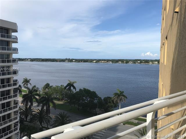 1551 N Flagler Dr #902, West Palm Beach, FL 33401 (MLS #A10500056) :: Green Realty Properties