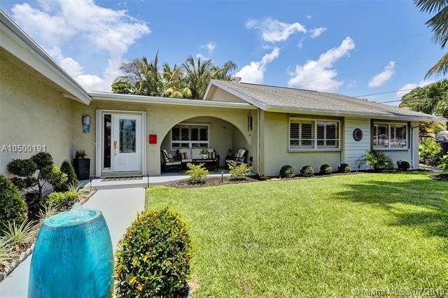 125 NE 26th St, Wilton Manors, FL 33305 (MLS #A10500191) :: The Riley Smith Group
