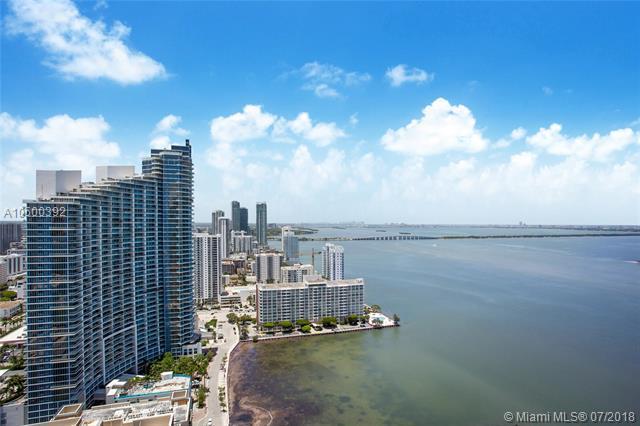 1900 N Bayshore Dr #3506, Miami, FL 33132 (MLS #A10500392) :: The Teri Arbogast Team at Keller Williams Partners SW
