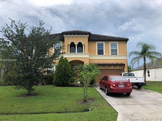 1709 SW Catalonia St, Port St. Lucie, FL 34987 (MLS #A10500445) :: Green Realty Properties