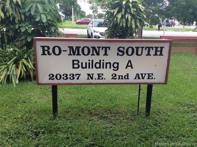20337 NE 2nd Ave #9, Miami, FL 33179 (MLS #A10500471) :: The Riley Smith Group